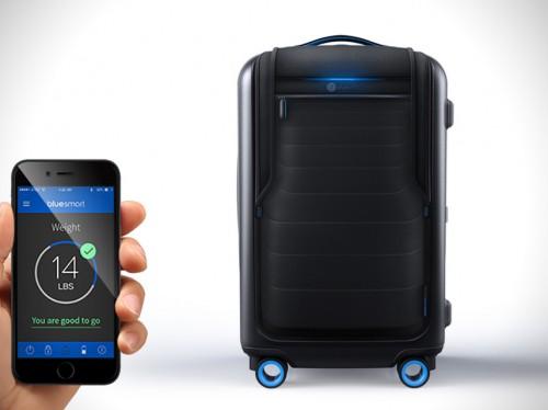 چمدان هوشمند بلواسمارت