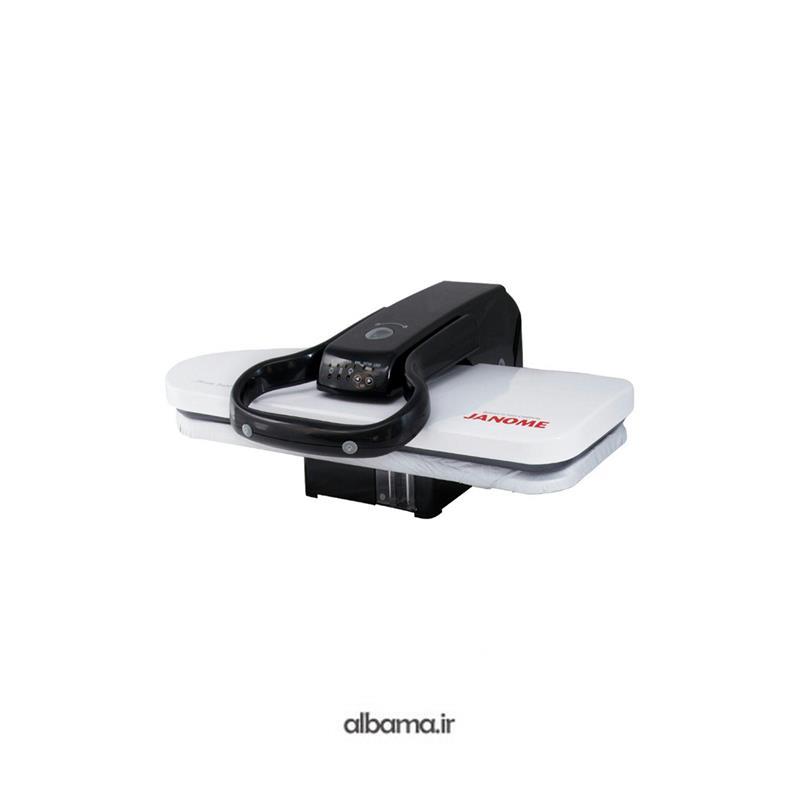 اتو پرس ژانومه 1600 وات Janome Steam ironing press 2800N | Janome Steam ironing press 2800N