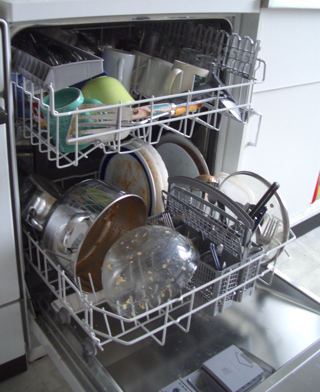 خرید ماشین ظرفشویی مناسب خانواده