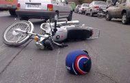 لزوم استفاده از کلاه ایمنی در حین موتورسواری