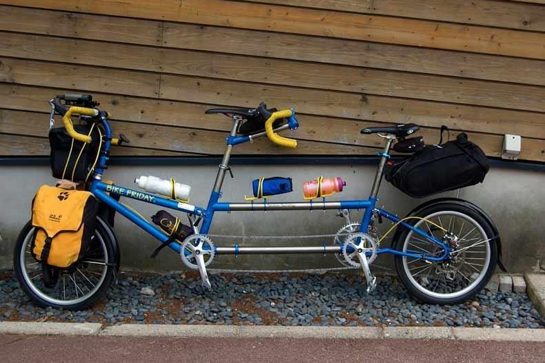 دوچرخه های دو نفره