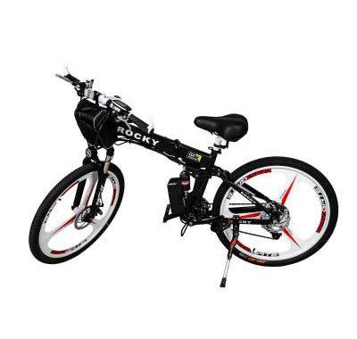 دوچرخه ی کوهستانی تریومف ظاهری زیبا اما مستحکم و پر قدرت