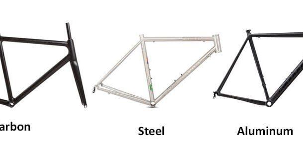 چه تفاوتی بین فریم دوچرخه ها وجود دارد