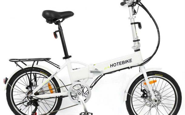 دوچرخه برقی هیبریدی وسیلهای کاملا کاربردی